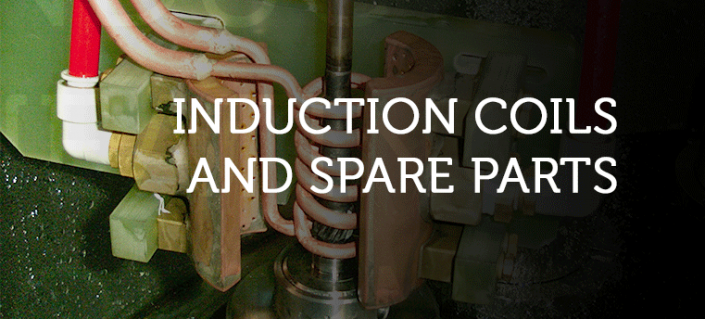 Induction Coils and Spare Parts